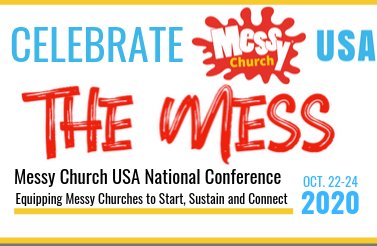celebrate the mess logo